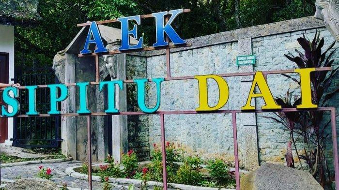 Aek Sipitu Dai, Miliki Tujuh Rasa Air yang Berbeda serta Mampu Menghilangkan Berbagai Macam Penyakit