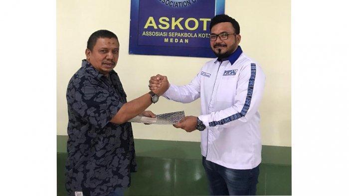 AFK dan Askot PSSI Komitmen Majukan Futsal Kota Medan, Siapkan Turnamen untuk Jaring Atlet