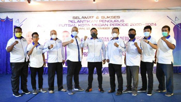 Gelar Kompetisi, Asosiasi Futsal Kota Medan Buka Pendaftaran Klub Futsal