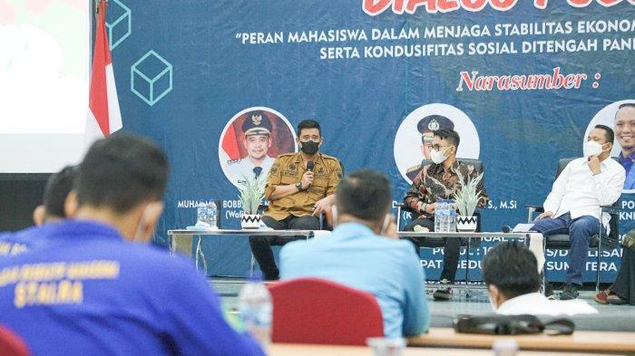 Bobby Nasution: Prokes Covid-19 dan Stimulus Ekonomi Berjalan Berdampingan