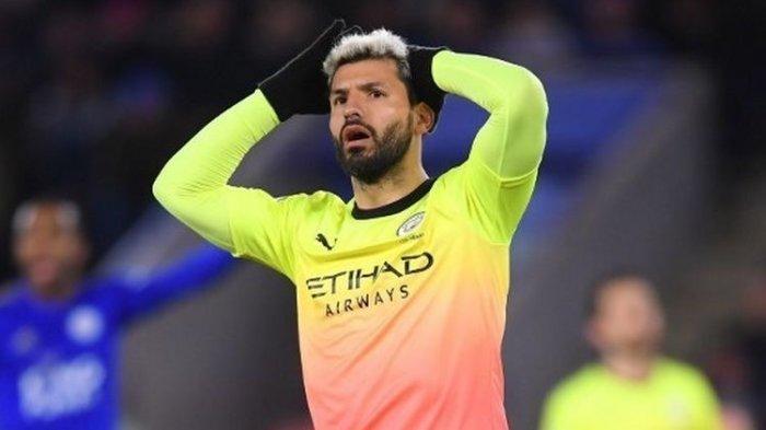 UPDATE Transfer Pemain - Aguero Semakin Dekat Ke Barcelona tapi Gaji Dikurangi, Messi Kontrak Baru?