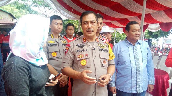 Polda Sumut Terjunkan Tim Labfor dan Direktorat Kriminal Khusus Tuntaskan Pencemaran Danau Toba