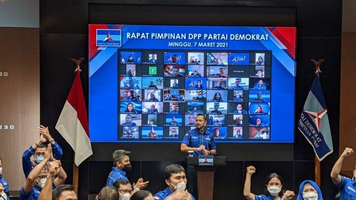 Dinasti Keluarga Yudhoyono Menguasai Demokrat, Banyak Pendiri Pengin Figur Baru, SBY Sudah Meredup
