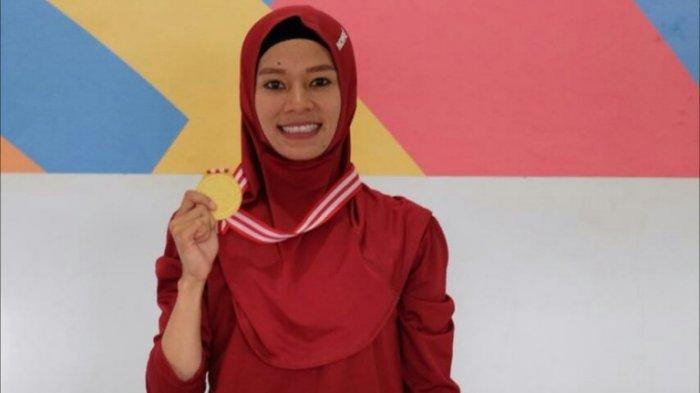 SOSOK Agustina Manik, Atlet Lari yang Sabet 2 Medali Emas di PON Papua, Berasal dari Keluarga Pelari