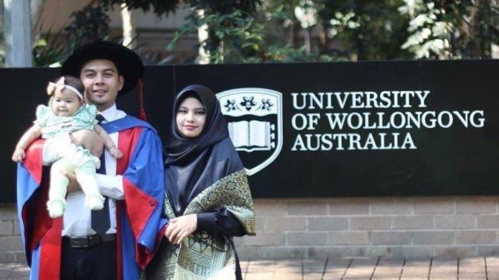 Ahmad Almaududy Amri, alumni USU yang berhasil jadi Diplomat RI di PBB dan Raih Rekor MURI sebagai Doktor Termuda di Australia.