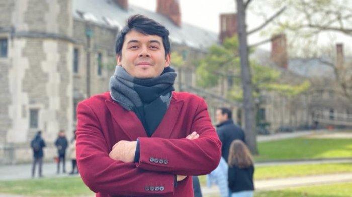 Almaududy, Alumni USU Sukses jadi Diplomat RI di PBB dan Raih Rekor MURI Doktor Termuda di Australia