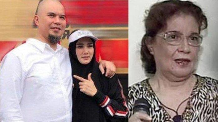 Jarang Terekspose, Mendadak Ibu Kandung Ahmad Dhani Beri Pesan Ini pada Mulan Jameela