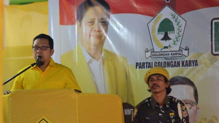 Dorong Menangkan Jokowi-Ma'ruf, Doli Puji Sejumlah Kader Golkar di Tabagsel