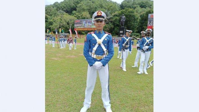 SEMPAT Putus Sekolah, Ahmad Ridho Sagala, Anak Penarik Becak Lulus Jadi Taruna Akademi Angkatan Laut
