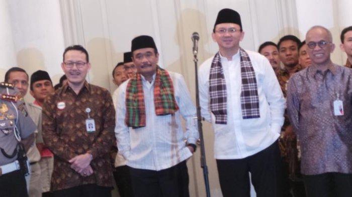 Terima Kasih Ahok - Djarot! Pemprov DKI Jakarta Raih WTP, Ketua DPRD Minta Anies Lanjutkan