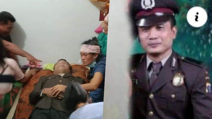 Fakta Baru Kematian Aiptu Josmer Samsuardi Manurung, Pelaku Sempat Curi Pistol Korban