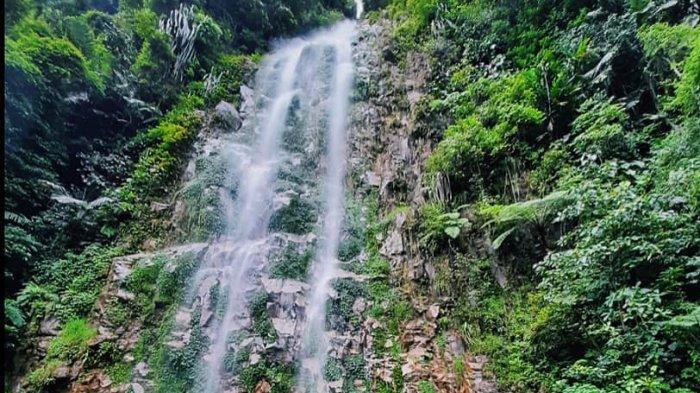 Air Terjun Aek Limut Wisata di Tobasa yang Menyegarkan dan Kaya Mineral