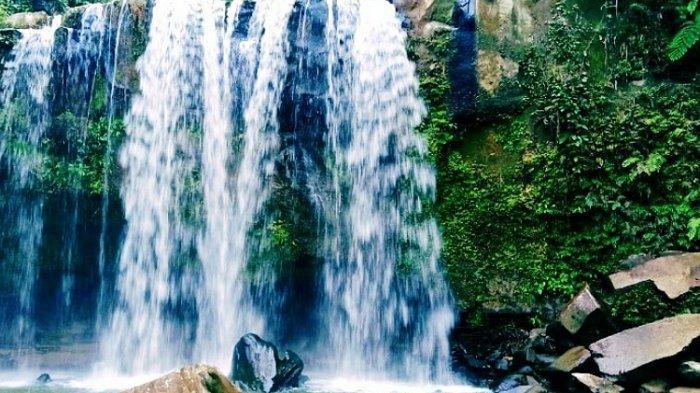 Air Terjun Alam Tani, Lokasi Wisata yang Asri dan Terdapat Goa Tersembunyi