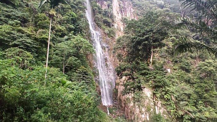 Indah Walet, Air Terjun Di Desa Tangga Batu Asahan, Cocok Jadi Tempat Beristirahat Saat Perjalanan
