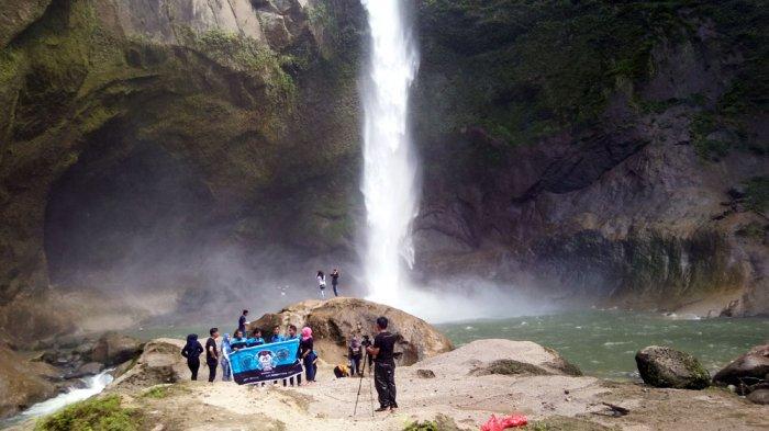 Air Terjun Jambuara, Primadona Baru dari Hatonduan Simalungun