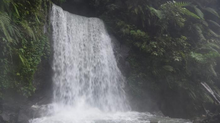 Air Terjun Lau Berte, Tempat Wisata Alam di Langkat yang Menantang Adrenalin