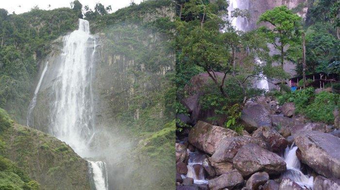 Mengenal Air Terjun Ponot, Air Terjun Tertinggi di Indonesia