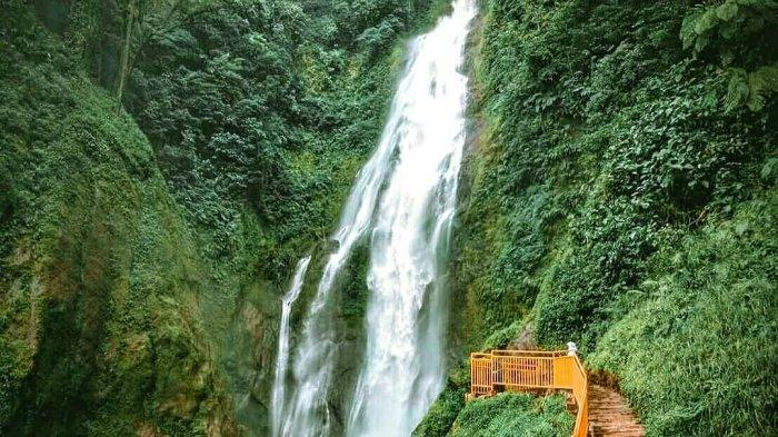 Air Terjun Silima-lima di Tapsel, Akses yang Mudah, serta Panorama yang Menakjubkan