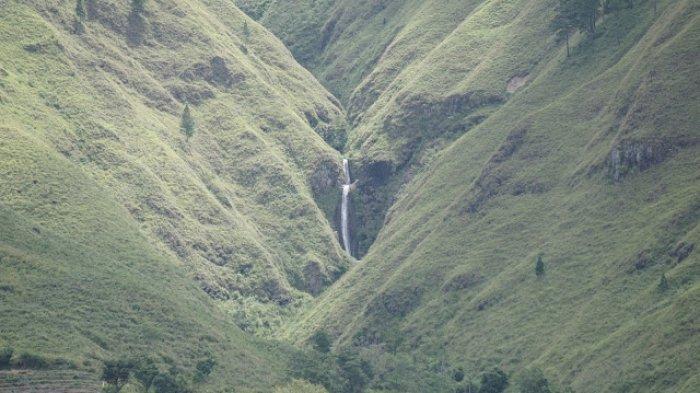 Air Terjun Sitiris-tiris, Surga Tersembunyi Samosir