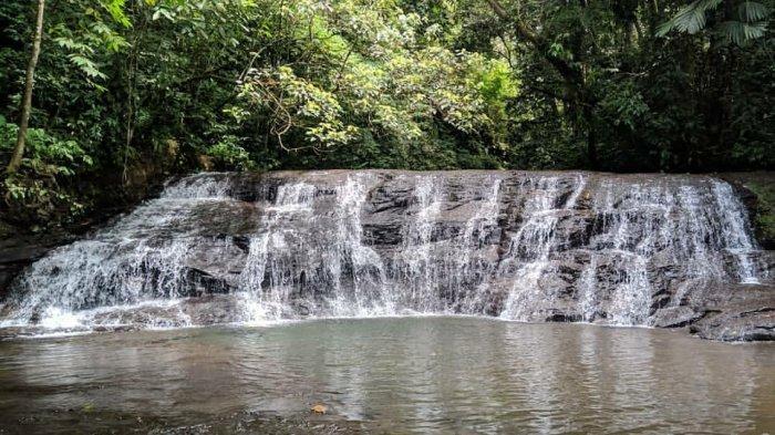 Air Terjun Tanjung Raja, Mudah di Akses, Memiliki Bentangan Air yang Lebar, Berlokasi di Deliserdang