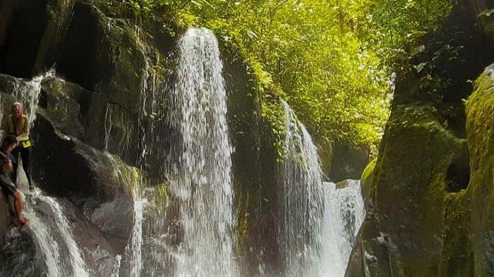 Air Terjun Teroh-teroh dan Kolam Abadi, Destinasi Wisata yang Alami dan Jernih di Kabupaten Langkat
