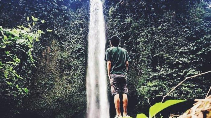 Air Terjun Widuri Sergai Memiliki Ketinggian 30 Meter, Berada di Areal Perkebunan