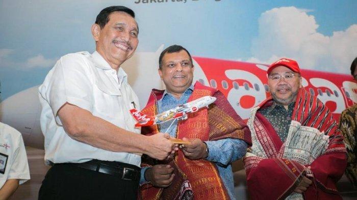 Rute Baru, AirAsia Terbang dari Kualalumpur ke Silangit Danau Toba, Tiket Promo Rp 100.000