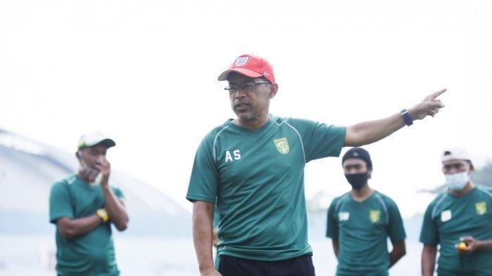 UPDATE Jam Tayang PS Sleman Vs Persebaya, Aji Santoso Bakal Turunkan 2 Pemain Mudanya,Live Indosiar