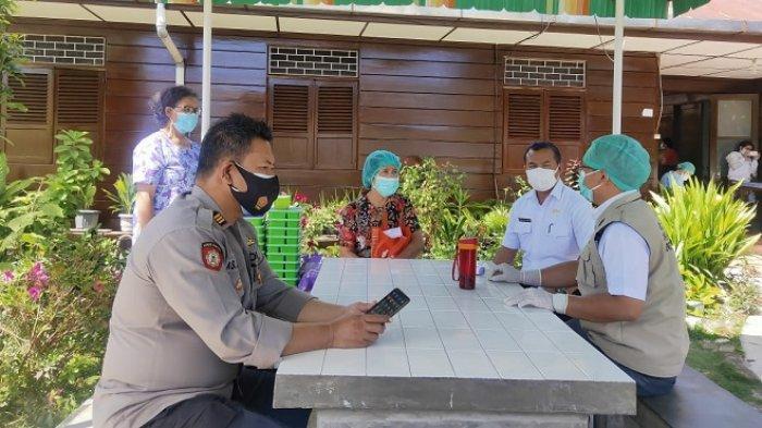 Klaster Covid Akpar HKBP Balige, Satgas Sebut Belasan Mahasiswa Bergejala Kadung Pulang Kampung