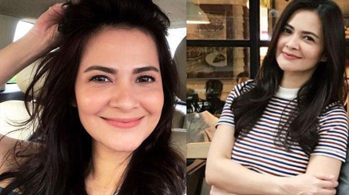 CUT TARI Jarang Tampil Sejak Skandal Video Panas dengan Ariel, Intip Potret Cantiknya di Depan Cafe