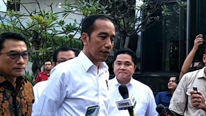 Setelah Dibantah Jokowi Spekulasi Pemindahan Ibu Kota Baru, Kemendagri Ungkap Lokasi Alternatif Baru