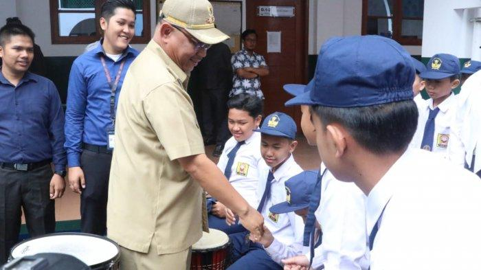 Plt Wali Kota Akhyar Berharap Generasi Muda dapat Tumbuh Unggul