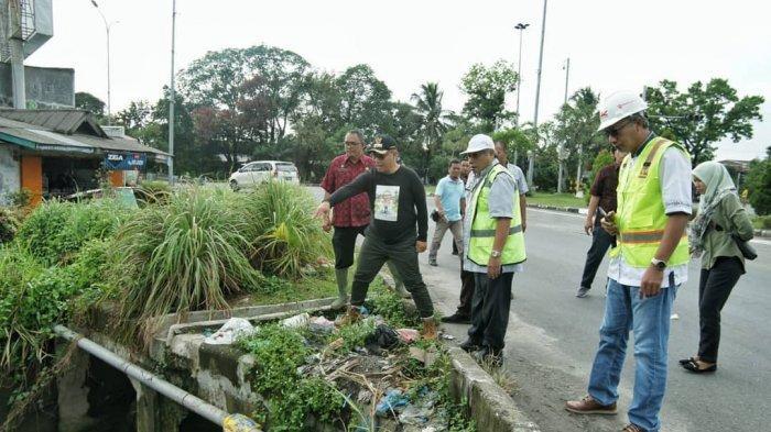 Warga Perumnas Helvetia Dihantui Banjir Setiap Tahun, Harap Pemko Beri Solusi