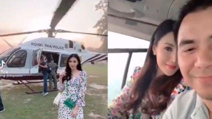 Polisi Ini Turun Pangkat setelah Bermain TikTok dengan Istrinya di Helikopter, Ternyata Karena Ini