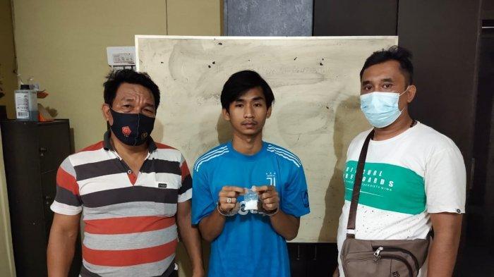 Jual Sabu ke Petugas, Petugas Polres Tanjungbalai Tangkap Seorang Mahasiswa