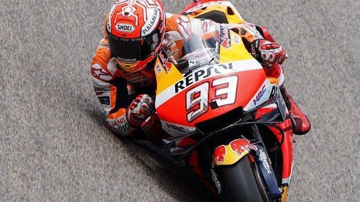 Marc Marquez Ukir Rekor Baru MotoGP, Ini Urutan Start dan Link Live Streaming MotoGP Austria