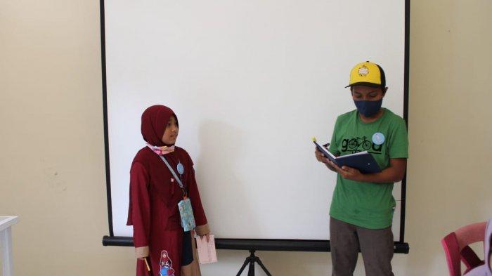 Kampung Dongeng Medan Kembangkan Potensi Anak Daerah Lewat Kelas Pendongeng Cilik
