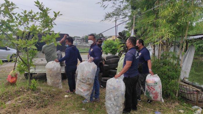 Hari Aksi Bersih Sedunia, WCD Kota Medan Gelar Aksi Pengumpulan dan Pemilahan Sampah Daur Ulang