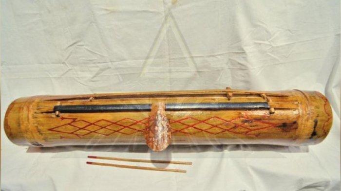 Alat Musik Khas Karo Keteng-Keteng, Terbuat Dari Bambu dan Miliki Bersuara Merdu