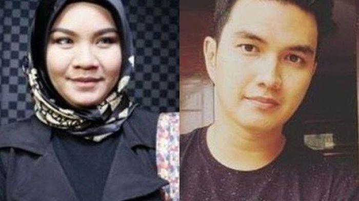 Aldi Taher dan Georgia Aisyah