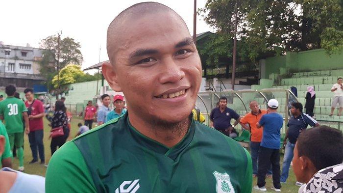 Aldino Herdianto Tak Sabar Bentrok Kontra PSPS Riau, Punya Target Bikin Gol di Kandang Lawan