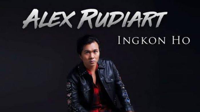 Lirik dan Chord Lagu Batak Ikkon Ho, Dipopulerkan Alex Rudiart Hutajulu Jebolan X Factor Indonesia