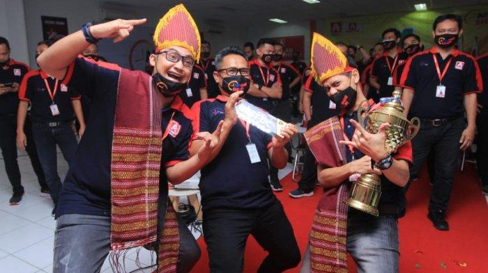 Alfamidi Cabang Medan Raih Prestasi sebagai Nasional Best Branch