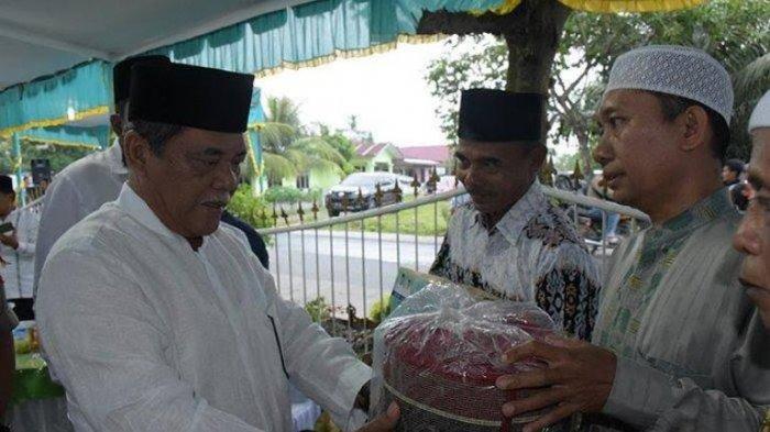 Wakil Bupati Deliserdang Tegur Camat Tanjungmorawa Edy Yusuf