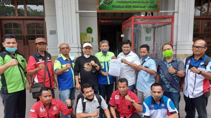 Buruh Gugat Gubernur Sumut dan Bupati Deliserdang Terkait Masalah Penetapan UMK