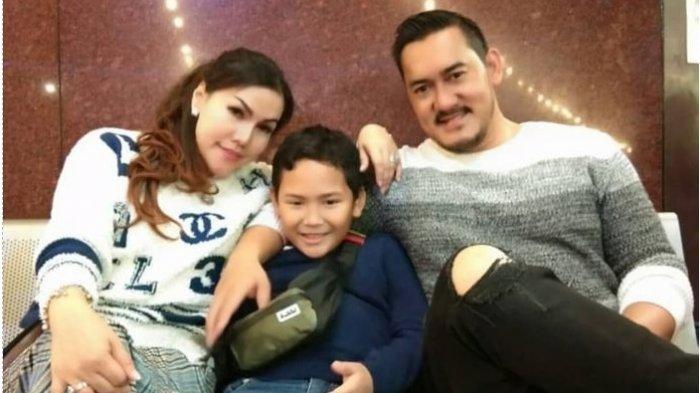 TANGIS Elsya Pecah Melihat Detik-detik Suaminya, Aktor Alino Octavian, Meninggal Dunia Lewat CCTV