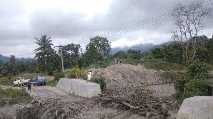Curah Hujan Tinggi, Warga Diminta Waspadai Potensi Banjir Lahar Dingin