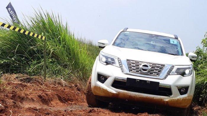 Diskon Nissan Terra Tembus Ratusan Juta Rupiah