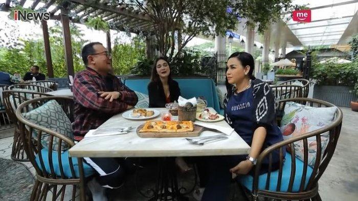 Alvin, Luna Maya dan Melaney Ricardo (Youtube/ Good Friend)