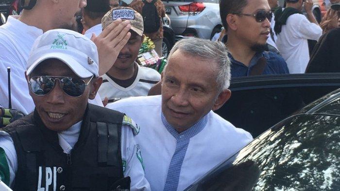 Amien Rais - Tuding Pilpres Curang, Rizieq Shihab - Amien Rais Ditantang Relawan Jokowi Bermubahalah